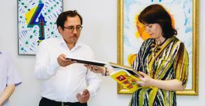 Выставка художника-живописца С.Н. Кузнецова
